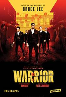 Picture of a TV show: Warrior