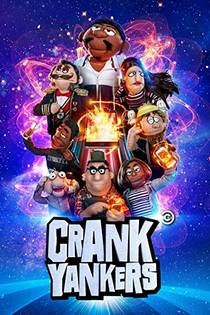 Picture of a TV show: Crank Yankers