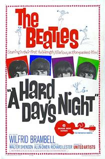 Picture of a movie: A Hard Day's Night
