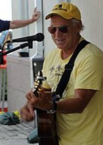 Picture of an author: Jimmy Buffett