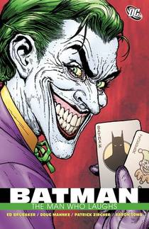 Picture of a book: Batman: The Man Who Laughs