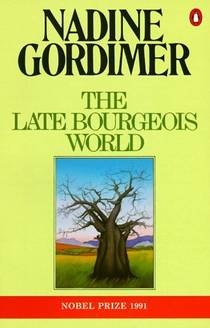 Picture of a book: The Late Bourgeois World