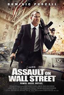 Picture of a movie: Assault On Wall Street