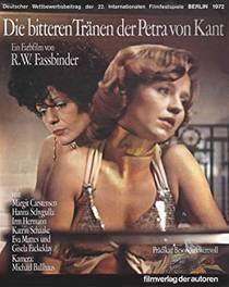Picture of a movie: The Bitter Tears Of Petra Von Kant