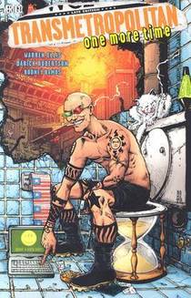 Picture of a book: Transmetropolitan, Vol. 10: One More Time