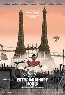 Picture of a movie: Avril Et Le Monde Truqué