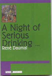 Picture of a book: A Night Of Serious Drinking
