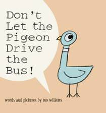 Picture of a book: Don't Let The Pigeon Drive The Bus!
