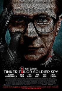 Picture of a movie: Tinker Tailor Soldier Spy
