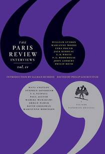 Picture of a book: The Paris Review Interviews, IV