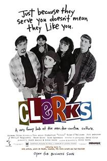 Picture of a movie: Clerks