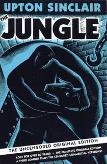 Picture of a book: The Jungle