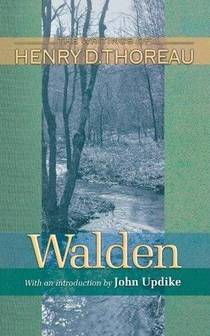 Picture of a book: Walden