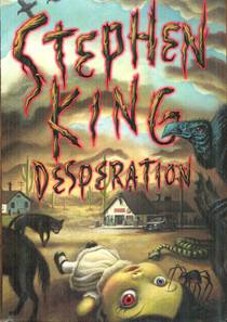 Picture of a book: Desperation