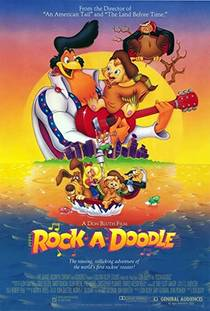 Picture of a movie: Rock-A-Doodle