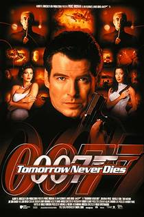 Picture of a movie: Tomorrow Never Dies