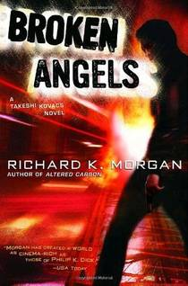 Picture of a book: Broken Angels