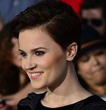 Picture of an author: Veronica Roth