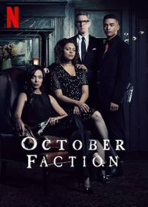 Picture of a TV show: October Faction