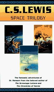 Picture of a book: Space Trilogy: Out Of The Silent Planet / Perelandra / That Hideous Strength