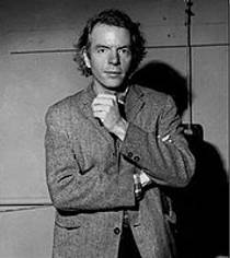 Picture of an author: Spalding Gray