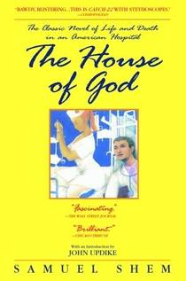 Picture of a book: The House Of God
