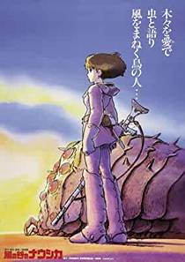 Picture of a movie: Nausicaä Of The Valley Of The Wind