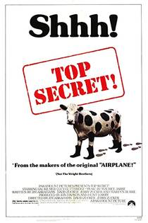 Picture of a movie: Top Secret!