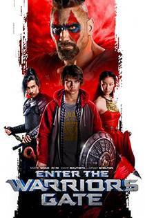 Picture of a movie: Enter The Warriors Gate
