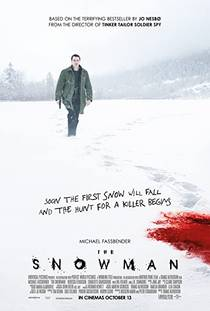 Picture of a movie: The Snowman