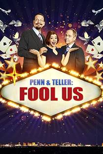 Picture of a TV show: Penn & Teller: Fool Us