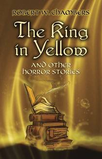 Picture of a book: The King in Yellow and Other Horror Stories