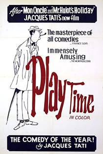 Picture of a movie: Playtime