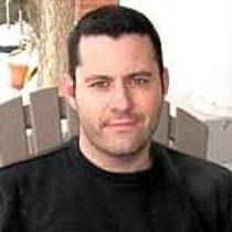 Picture of an author: Adrian Mckinty