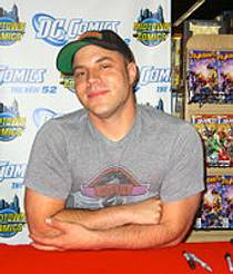 Picture of an author: Geoff Johns