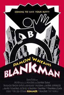 Picture of a movie: Blankman
