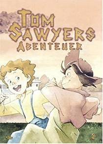 Picture of a TV show: The Adventures Of Tom Sawyer