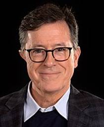 Picture of an author: Stephen Colbert