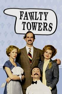 Picture of a TV show: Fawlty Towers