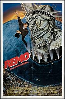 Picture of a movie: Remo Williams: The Adventure Begins