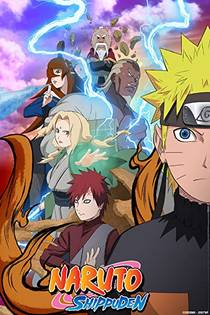 Picture of a TV show: Naruto: Shippûden