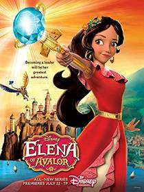 Picture of a TV show: Elena Of Avalor