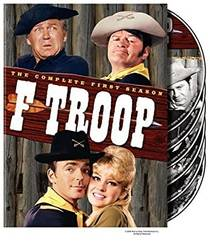 Picture of a TV show: F Troop