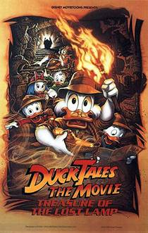 Picture of a movie: Ducktales The Movie: Treasure Of The Lost Lamp