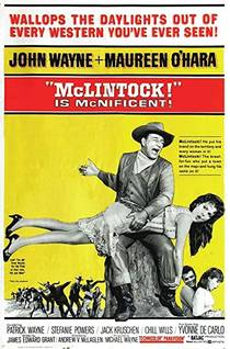 Picture of a movie: Mclintock!