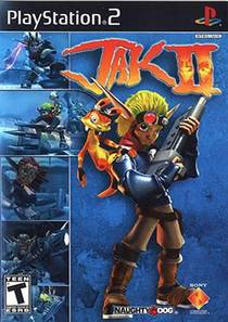 Picture of a game: Jak II