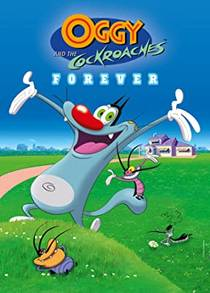 Picture of a TV show: Oggy And The Cockroaches
