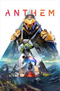 Picture of a game: Anthem