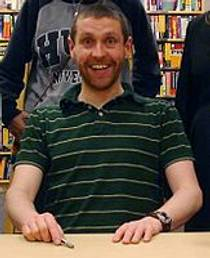 Picture of an author: Dave Gorman