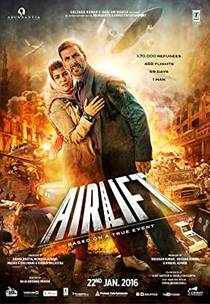 Picture of a movie: Airlift